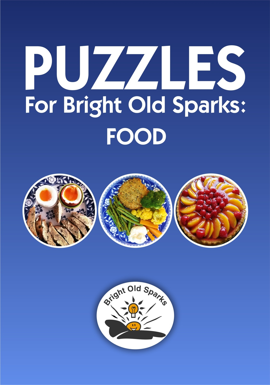 Cover for Puzzles for Bright Old Sparks