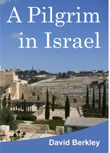 A Pilgrim in Israel book cover