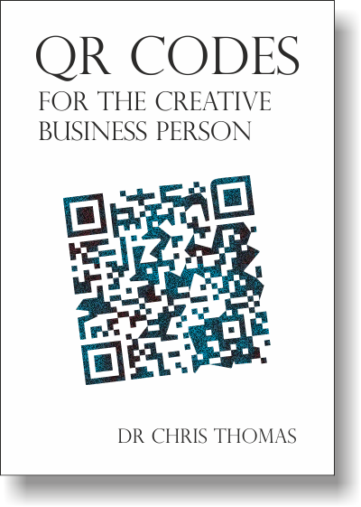 Book cover image of QR Codes for the creative business person