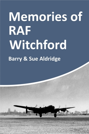 RAF Witchford book cover