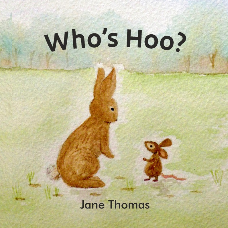 Cover for Who's Hoo
